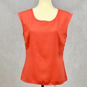 Ann Taylor women's sleeveless t-shirt size 10 NWOT